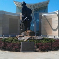 Photo taken at Airborne & Special Operations Museum by Shawn K. on 4/9/2012
