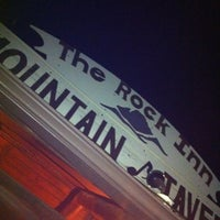 Photo taken at The Rock Inn Mountain Tavern by Katherine M. on 9/7/2012