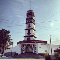 Foto tomada en Zócalo por Emi C. el 6/3/2012