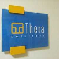 Photo taken at Thera Solutions by John W. on 4/4/2012