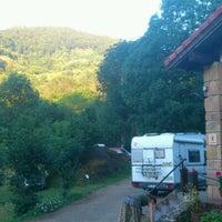 Foto tomada en Camping El Cares Picos de Europa por Ivan L. el 8/9/2012