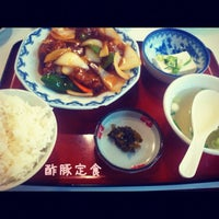 Photo taken at 南京楼 駅前店 by Jun on 4/26/2012