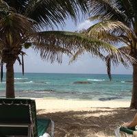 Photo taken at Playa - Beach by Ben M. on 7/5/2012