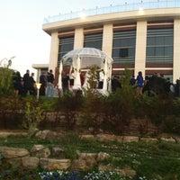 Photo taken at Ankara Vilayetler Evi by Ece A. on 6/10/2012