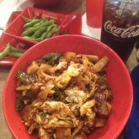 Photo taken at Genghis Grill by Jimmy M. on 2/6/2012