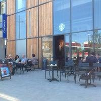 Photo taken at Starbucks by Aurélie D. on 8/8/2012