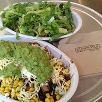 Photo taken at Chipotle Mexican Grill by Patricia G. on 7/22/2012
