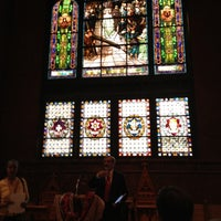 Photo taken at Saint Marks Episcopal Church by Michael S. on 6/12/2012