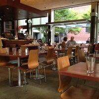 Photo taken at Isabel Restaurant by Sam on 8/24/2012