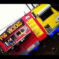 Photo taken at Pig Vicious by ECava on 3/10/2012