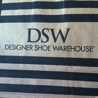 Photo taken at DSW Designer Shoe Warehouse by Alex C. on 5/17/2012