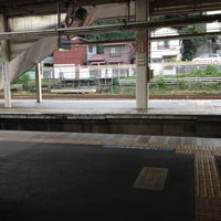 Photo taken at Higashi-Jujo Station by Hagumi on 7/26/2012