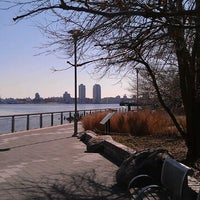 Photo taken at Stuyvesant Cove Park by Roger W. on 3/6/2012