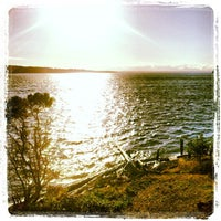 Photo taken at Chambers Bay Golf Course by Jessica M. on 7/4/2012