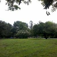"""Снимок сделан в Парк """"Гео Милев"""" (Park Geo Milev) пользователем Raia A. 6/1/2012"""