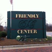 Photo taken at Friendly Shopping Center by Eric K. on 2/16/2012