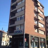Photo taken at Cattolica Assicurazioni Agenzia Rimini Tomassetti by Emanuela T. on 7/7/2012