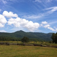 Photo taken at Cades Cove by Michelle B. on 8/31/2012