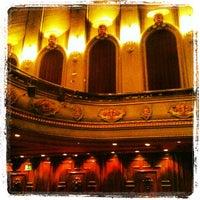Photo taken at Teatro Nuevo Apolo by Omar T. on 4/4/2012