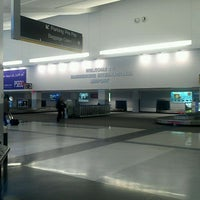 Photo taken at Baggage Claim by Marci H. on 3/1/2012