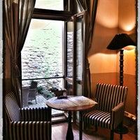 Photo taken at Café Lounge by Marketa on 8/14/2012