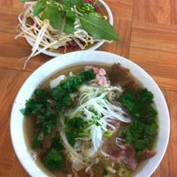 Photo taken at Pho 75 by Ajhay A. on 8/25/2012