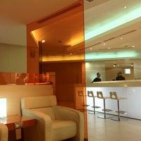 """Photo taken at Alitalia Lounge """"Giotto"""" by Sergei L. on 4/24/2012"""