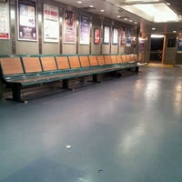 Photo taken at Staten Island Ferry Boat - Spirit Of America by Frankie A. on 2/29/2012
