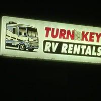 Photo taken at Turn Key RV Rentals, Inc. by Daniel V. on 5/31/2012
