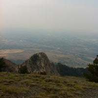 Photo taken at Inspiration Point by Rusti W. on 8/19/2012