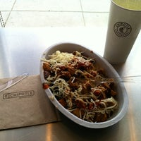 Photo taken at Chipotle Mexican Grill by Michael S. on 3/7/2012