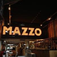 Photo taken at Mazzo by Naomi L. on 5/9/2012
