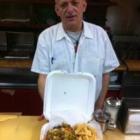 Photo taken at Dox Grill by Bashiri W. on 2/24/2012