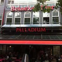 Photo taken at Palladium by Esther H. on 8/28/2012