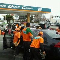 Photo taken at San Mateo Car Wash by Aleg Y. on 2/20/2012