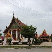 Photo taken at วัดบางแม่หม้าย จ.สุพรรณบุรี by Anncohol L. on 7/24/2012