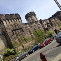 Photo taken at Eastern State Penitentiary by David C. on 4/14/2012