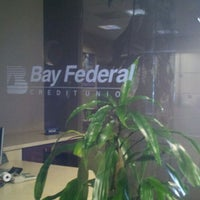 Photo taken at Bay Federal Credit Union by Dan O. on 4/21/2012