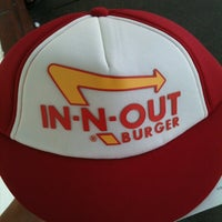 Photo taken at In-N-Out Burger by Jessica P. on 5/31/2012