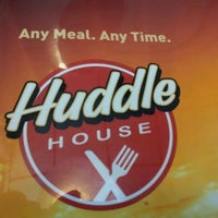 Photo taken at Huddle House - Permanently Closed by Bailey R. on 3/25/2012