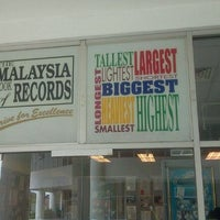 Photo taken at Malaysia Book Of Records by Mohd Muzamer B. on 5/4/2012