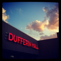 Photo taken at Dufferin Mall by Graham P. on 8/22/2012