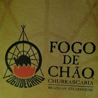 Photo taken at Fogo de Chão by stephanie c. on 6/26/2012
