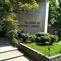 Photo taken at Edificio A-2 by Cesar on 8/28/2012