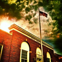 Photo taken at United States Post Office by Dave T. on 8/17/2012