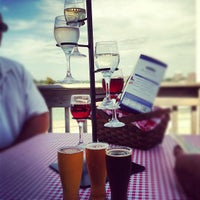 Photo taken at Vinomondo Wine Bar & Brew Pub by Matthew M. on 7/14/2012