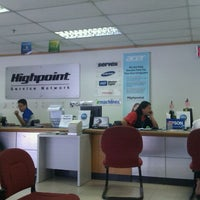 Photo taken at Highpoint Service Network by Ruqaiyah M. on 5/11/2012