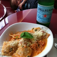 Photo taken at Vapiano by Jerry B. on 8/5/2012