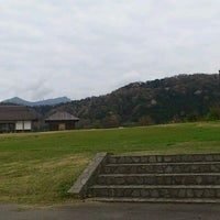 Photo taken at Hirasawa Kanga Ruins by ゆうれい 番. on 4/19/2012