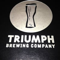 Photo prise au Triumph Brewing Company par Michael O. le4/25/2012